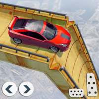 Superhero Car Stunts - Racing Car Games on 9Apps