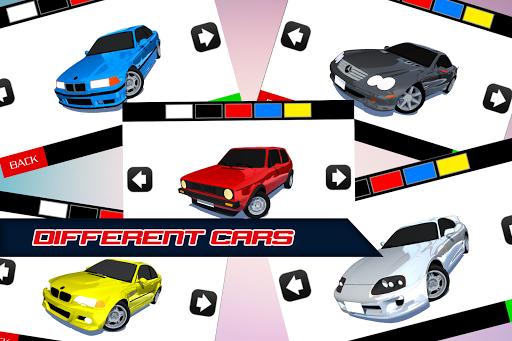 Car Driving Simulator in City screenshot 5