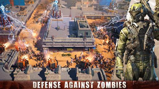 Age of Z Origins:Tower Defense screenshot 8