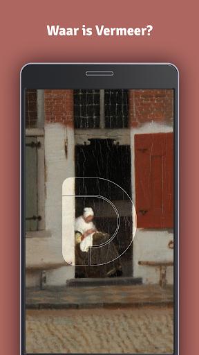 Wandelroute 'Waar is Vermeer?' screenshot 1