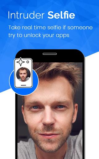 App Lock Fingerprint - A Made in India App 2 تصوير الشاشة