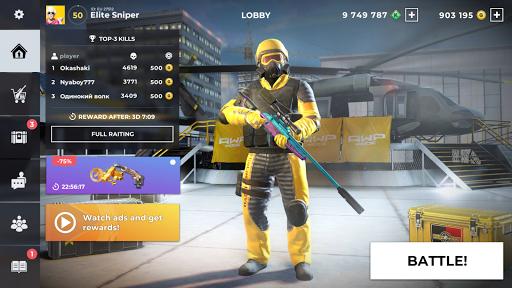 AWP Mode: Elite online 3D sniper action screenshot 9