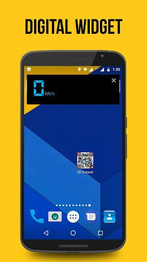 GPS Speedometer, HUD & Widget screenshot 2