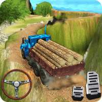 Offroad Transport Truck Fahren - Jeep Driver on 9Apps