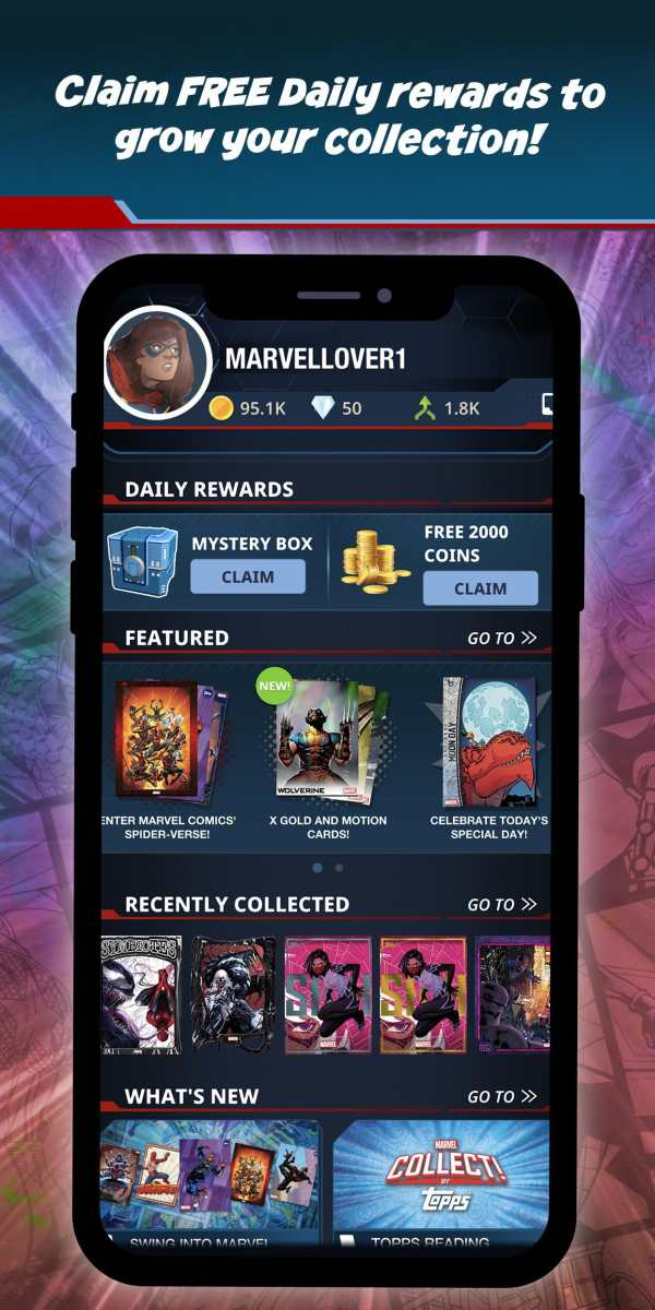 Marvel Collect! by Topps Card Trader screenshot 6