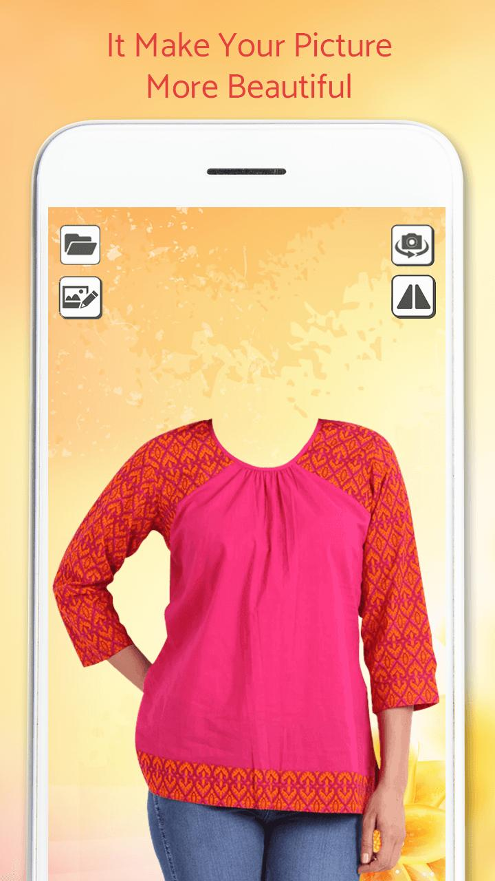 Traditional Girl Kurti Collection - Summer Suit screenshot 3
