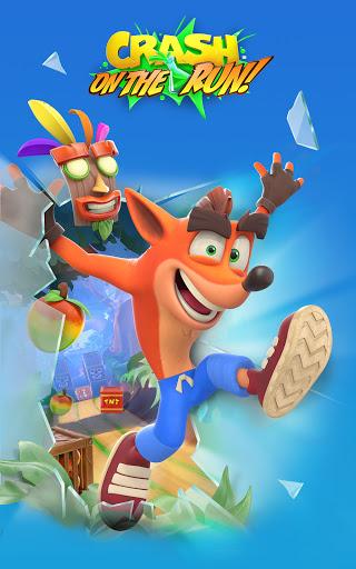 Crash Bandicoot: On the Run! screenshot 21
