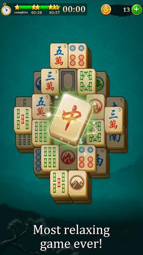 Mahjong Solitaire: Classic screenshot 2