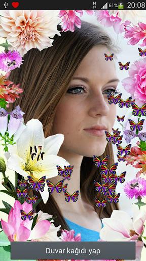 Romantic Live love wallpaper 6 تصوير الشاشة