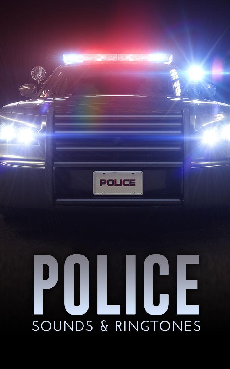 Police Sounds & Ringtones screenshot 1