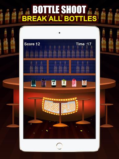 Bottle Shoot Game Forever screenshot 17