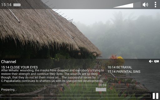 ProgTV Android screenshot 7