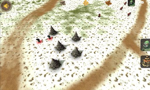 OrcWar Clash RTS screenshot 5