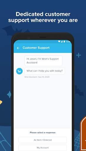 Wish - Shopping Made Fun 5 تصوير الشاشة