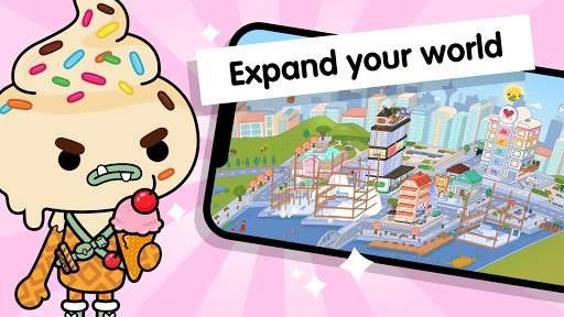 Toca Life World: Build stories & create your world screenshot 8