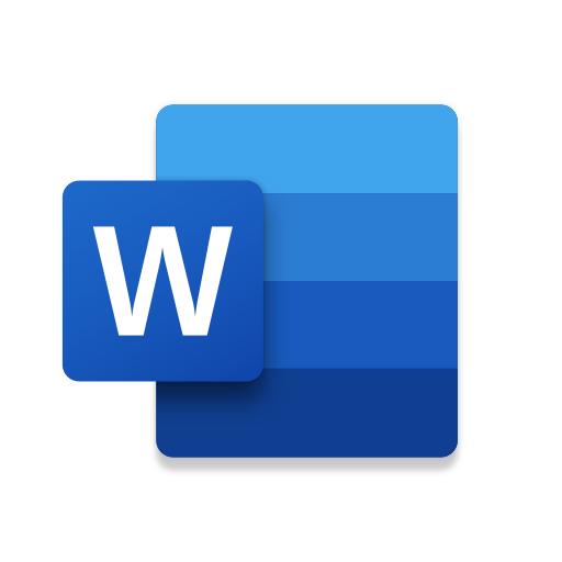ikon Microsoft Word: Buat & Edit Dokumen di mana pun