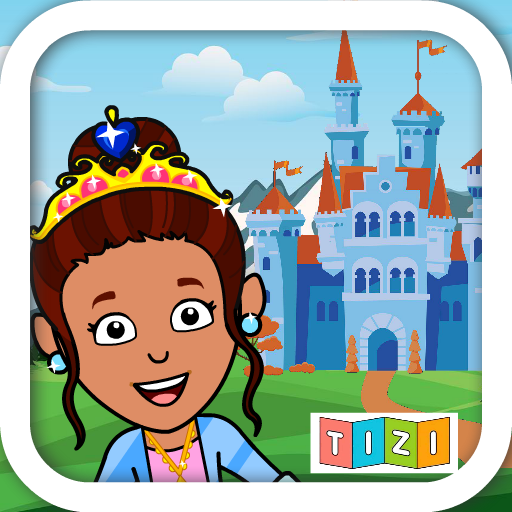 مدينة الأميرات - ألعاب بيت العرائس للأطفال أيقونة