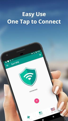 Surf VPN - Best Free Unlimited Proxy screenshot 2