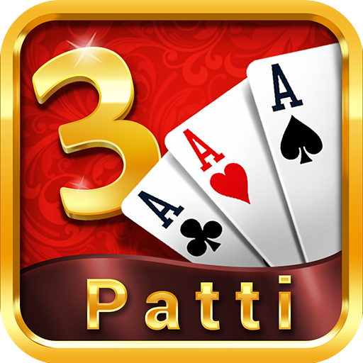 Teen Patti Gold - 3 Patti & Rummy & Poker icon