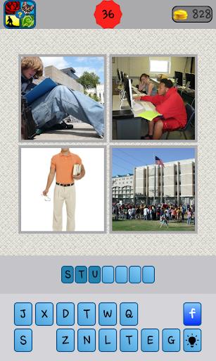 What Word? 4 pics स्क्रीनशॉट 1