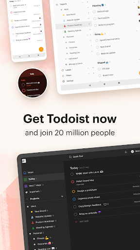 Todoist: To-Do List, Tasks & Reminders screenshot 7