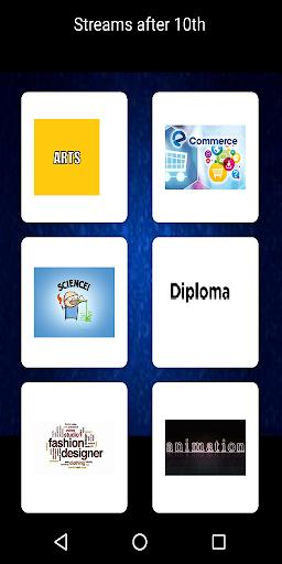 Career Guide 2 تصوير الشاشة