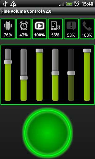 Fine Volume Control V2 (Trial) 4 تصوير الشاشة