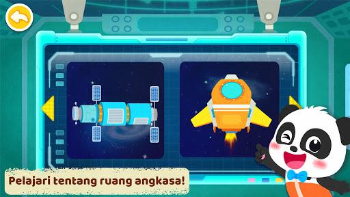 Petualangan Ruang Angkasa Panda Kecil screenshot 5