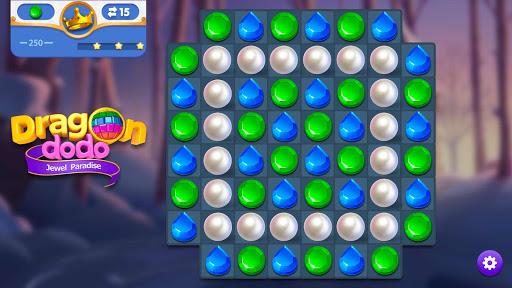 Dragondodo - Jewel Blast screenshot 7
