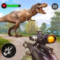 Dino Hunter 3D - Animal Sniper Shooting Games 2021 on 9Apps