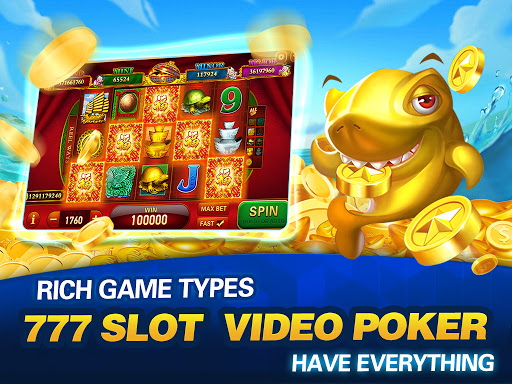 777 Fishing Casino скриншот 12