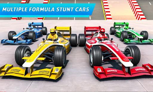 Formula Car GT Racing Stunts- Impossible Tracks 3D screenshot 4
