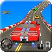 Prado Stunt Racing Car Games - 3D Ramp Car Stunts on 9Apps