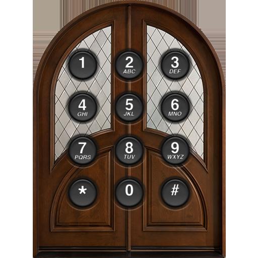 ikon Door Lock Screen