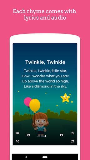 Free Nursery Rhymes App | Videos | Offline songs screenshot 2