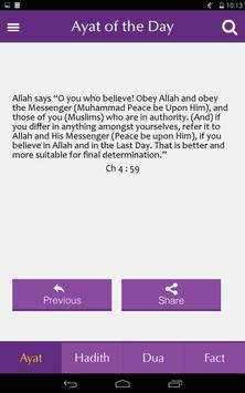 Daily Islamic Knowledge screenshot 7