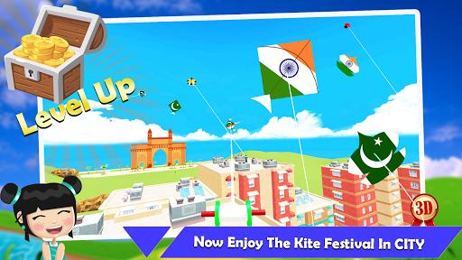 India Vs Pakistan Kite fly festival: Pipa basant screenshot 2