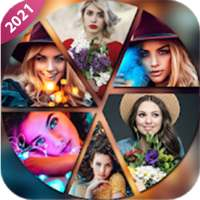 Photo Collage Maker Free - Photo Editor New on 9Apps