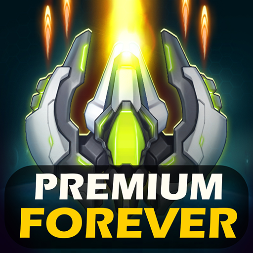 WindWings: Space shooter, Galaxy attack (Premium) icon