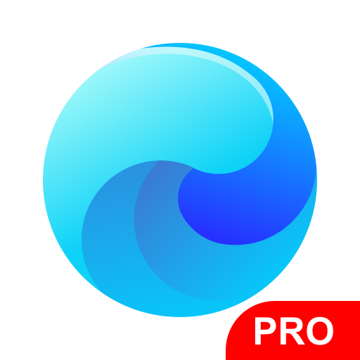 Mi Browser Pro - Official, Video Download & Secure أيقونة