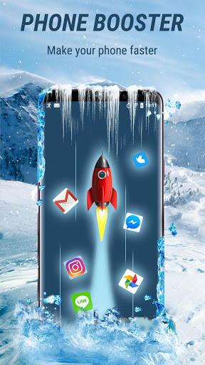 CPU Cooler - Cooling Master, Phone Cleaner Booster screenshot 3