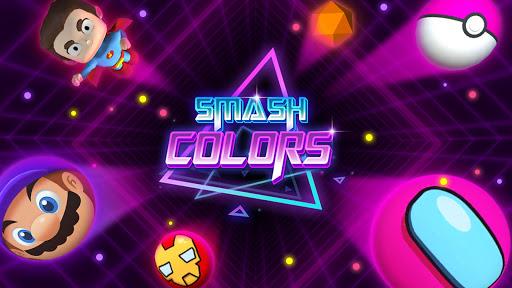 Smash Colors 3D - Trò chơi âm nhạc miễn phí screenshot 6