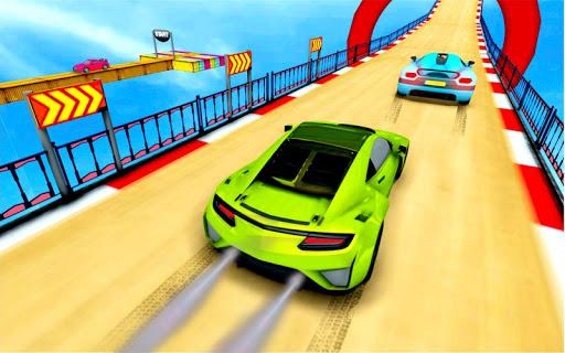 Car Games Stunt Driving: Racing Games Rush 2021 screenshot 6