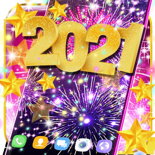 2021 live wallpaper icon
