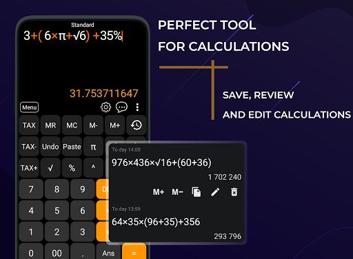 HiEdu Scientific Calculator : He-570 screenshot 2