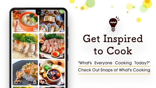 SnapDish AI Food Camera & Recipes 3 تصوير الشاشة