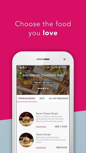 foodpanda - Local Food & Grocery Delivery 2 تصوير الشاشة
