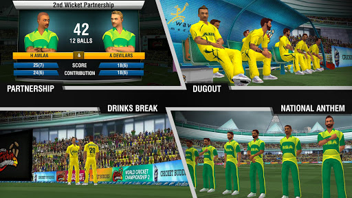 World Cricket Championship 2 - WCC2 स्क्रीनशॉट 5