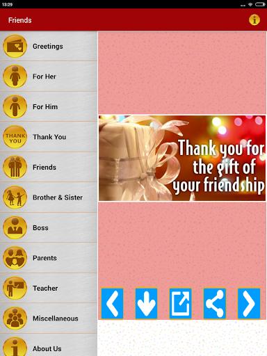 Thank You Greeting Card Images screenshot 12