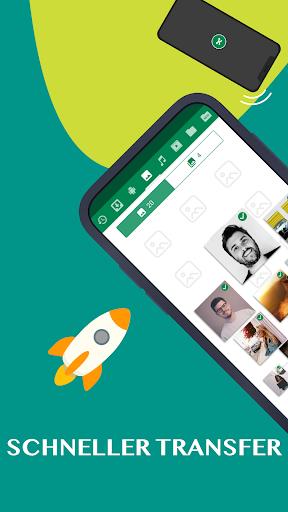Xender -Share it,Musik & Video teilen, Foto teilen screenshot 1